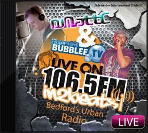 DJMattC & Champagne Bubblee on www.intobeats.com