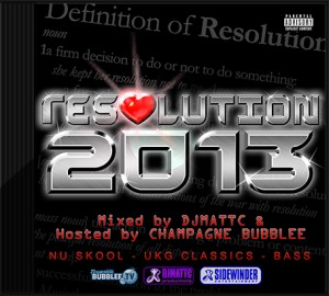 Resolution 2013 CD